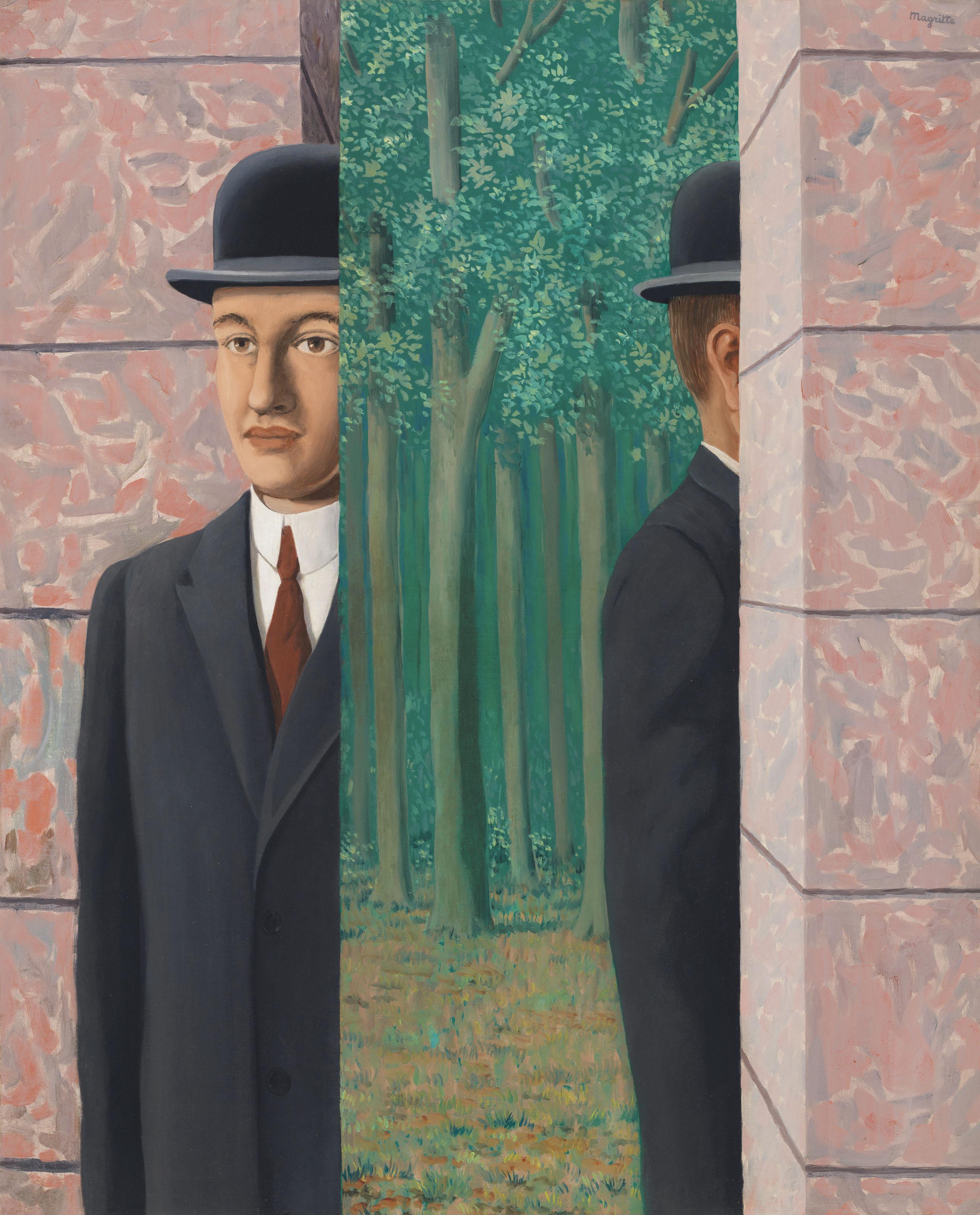 Výsledok vyhľadávania obrázkov pre dopyt rene magritte le lieu commun